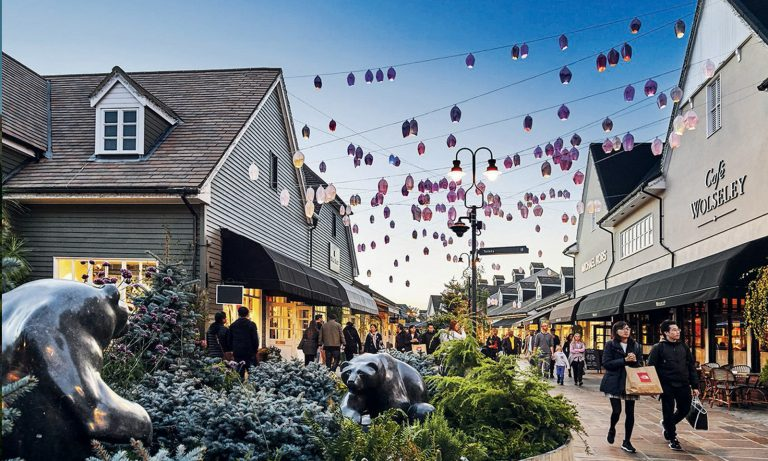 Luxury in the Cotswolds - Bicester Village