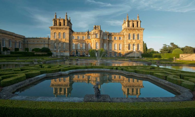 Luxury in the Cotswolds - Blenheim Palace