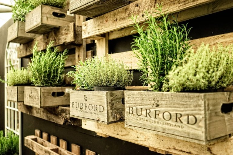 Luxury in the Cotswolds - Burford Garden Centre