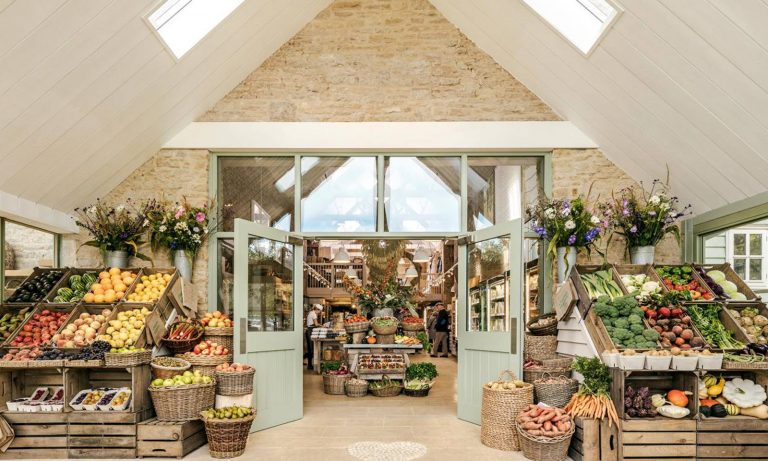 Luxury in the Cotswolds - Daylesford