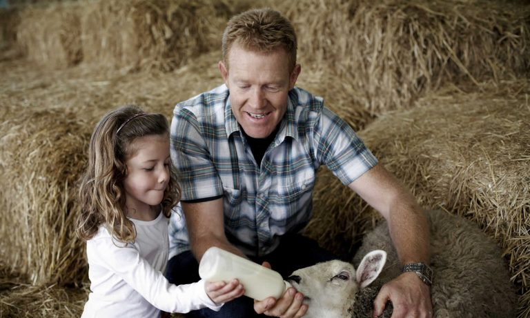 Luxury in the Cotswolds - Cotswold Farm Park