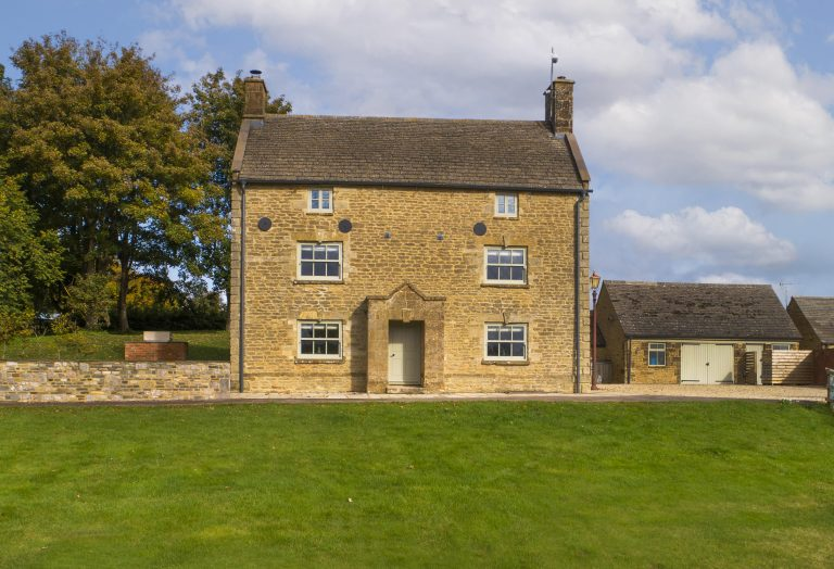 Luxury in the Cotswolds - Tew Farmhouse