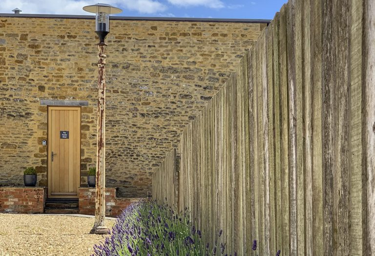 Luxury in the Cotswolds - The Tractor Shed