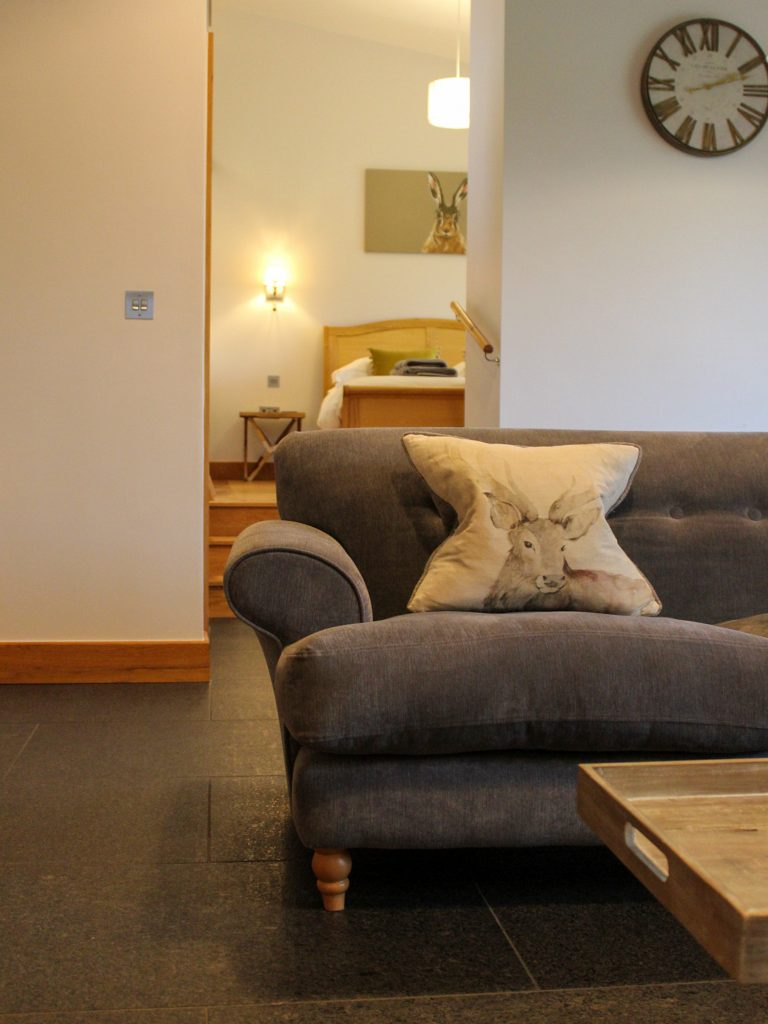 Luxury in the Cotswolds - The Tractor Shed 7